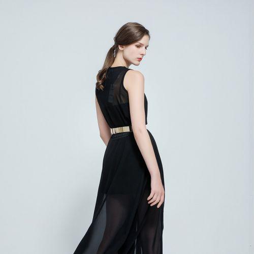 Women Punk Full Metal Mirror skinny Waist Belt 2019 Metallic Gold Plate 3cm Wide Chains Lady ceinture sashes for dresses BL02-2