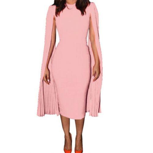 Women Fashion Bandage Slim Dress Spring Autumn Bodycon Split Sleeve Evening Party Club Dress Long Sleeve New Pencil Dresses S-XL